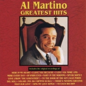 Album artwork for AL MARTINO - GREATEST HITS