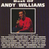 Album artwork for BEST OF ANDY WILLIAMS