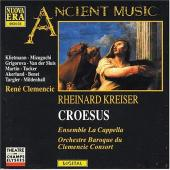 Album artwork for KEISER: CROESUS