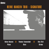 Album artwork for Signature / Heine Hansen Trio