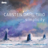 Album artwork for SIMPLICITY / Carsten Dahl Trio