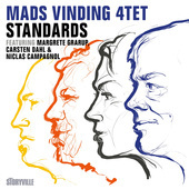 Album artwork for Mads Vinding 4tet: Standards