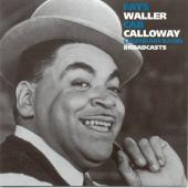 Album artwork for Fats Waller: Legendary Radio Broadcast