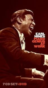 Album artwork for Earl Hines - Piano Genius at Work