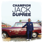 Album artwork for Champion Jack Dupree: Blues Pianist of New Orleans