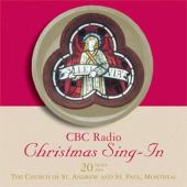 Album artwork for CBC RADIO CHRISTMAS SING-IN
