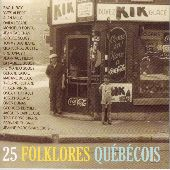 Album artwork for FOLKLORES QUEBECOIS