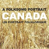 Album artwork for Canada: A Folksong Portrait