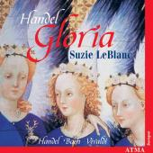 Album artwork for HANDEL - GLORIA