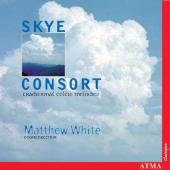 Album artwork for SKYE CONSORT - traditional celtic melodies - mathe