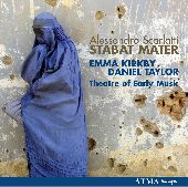Album artwork for A SCARLATTI - STABAT MATER