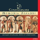 Album artwork for Constantinople: Memoria Sefardi