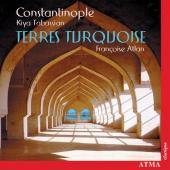 Album artwork for Terres Turquoises / Tabassian, Constantinople