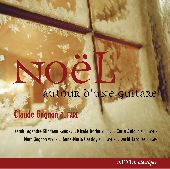 Album artwork for NOEL AUTOUR D'UNE GUITARE