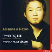 Album artwork for ARIANA A NAXOS