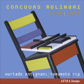 Album artwork for Concours Molinari 2005/2006 - Winner's Concert