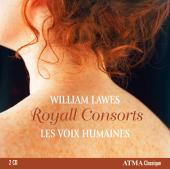 Album artwork for William Lawes: The Royall Consorts