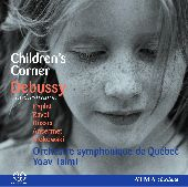 Album artwork for Debussy: Children's Corner, Orchestrations by Com