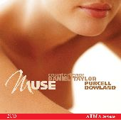 Album artwork for Muse - Purcell, Blow, Dowland / Daniel Taylor