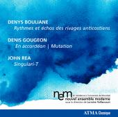 Album artwork for Nouvel Ensemble Moderne: Bouliane, Gougeon