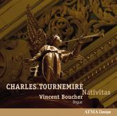 Album artwork for Charles Tournemire: Nativitas / Vincent Boucher