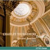 Album artwork for Tournemire: Trinitas / Boucher