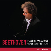 Album artwork for Beethoven: Diabelli Variations, Op. 120