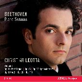 Album artwork for Beethoven: Piano Sonatas, Leotta