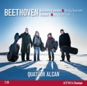 Album artwork for Beethoven: String Quartets vol. / Quartuor Alcan