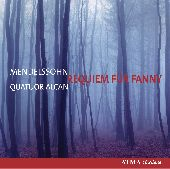 Album artwork for MENDELSSOHN - REQUIEM FOR FANNY
