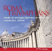 Album artwork for Roma Triumphans / Jackson, Studio de musique de Mo