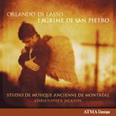 Album artwork for di Lasso: Lagrime di San Pietro / Jackson, SMAM