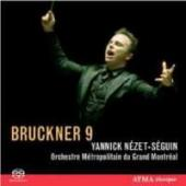 Album artwork for Bruckner: Symphony 9 (Nezet-Seguin)