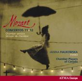 Album artwork for Mozart: Piano Concertos Nos. 11, 12 / Fialkowska
