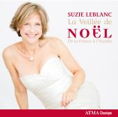Album artwork for Veillee de Noel / Suzie LeBlanc