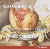 Album artwork for A. Scarlatti: Complete Keyboard works vol.2