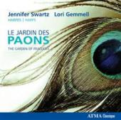 Album artwork for Jennifer Swartz, Lori Gemmell: Le jardin des paons