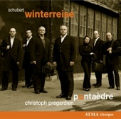 Album artwork for SCHUBERT: Die Winterreise (arr. Normand Forget)