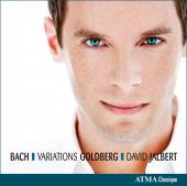 Album artwork for Bach: Goldberg Variations - Jalbert