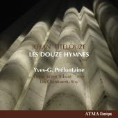 Album artwork for Titelouze: Les Hymnes / Prefontaine