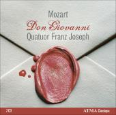 Album artwork for Mozart: Don Giovanni - arr. for String Quartet