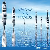 Album artwork for Orford Six Pianos: Works for 6 Pianos