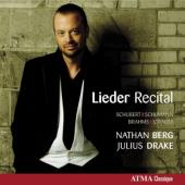 Album artwork for Nathan Berg: Lieder Recital