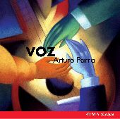 Album artwork for ARTURO PARRA - VOZ