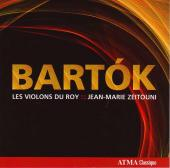 Album artwork for Les Violons du Roy: Bartok