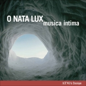 Album artwork for Musica Intima: O Nata Lux