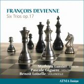 Album artwork for Devienne: Six Trios Op. 17