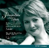 Album artwork for Frauenliebe dun Leben: Susan Platts