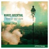 Album artwork for ROSENTHAL: LINTEGRALE POUR PIANO / Lemelin