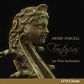 Album artwork for Purcell: Fantasias pour violes